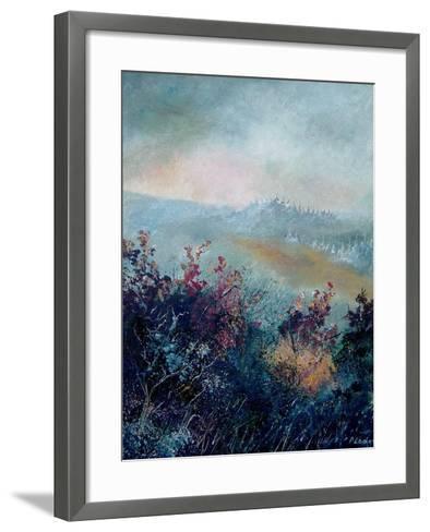 Mist-Pol Ledent-Framed Art Print