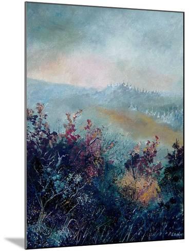Mist-Pol Ledent-Mounted Art Print