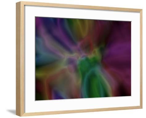 Emotional Rescue Purple-Ruth Palmer-Framed Art Print