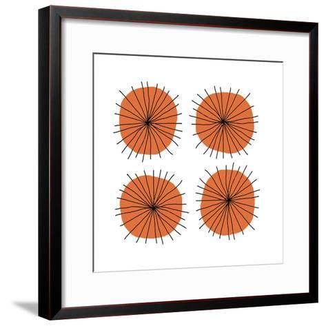 Mitosis One-Jan Weiss-Framed Art Print