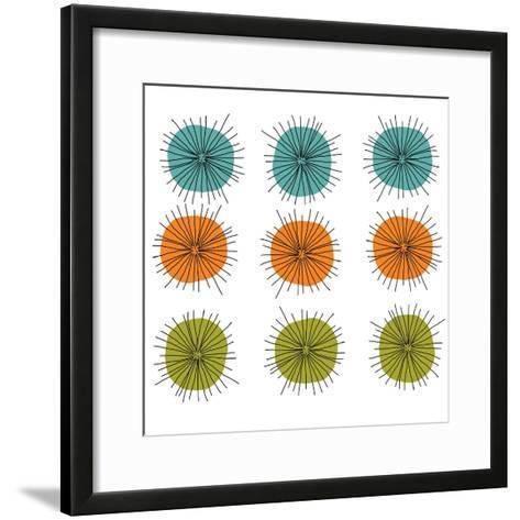 Cell Division-Jan Weiss-Framed Art Print