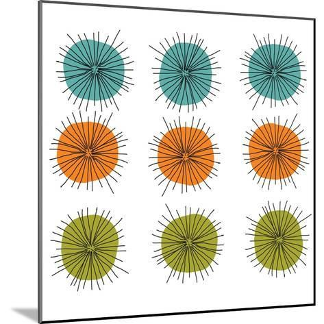 Cell Division-Jan Weiss-Mounted Art Print