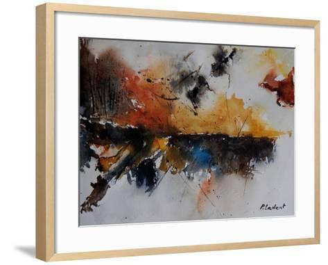 Watercolor 901150-Pol Ledent-Framed Art Print