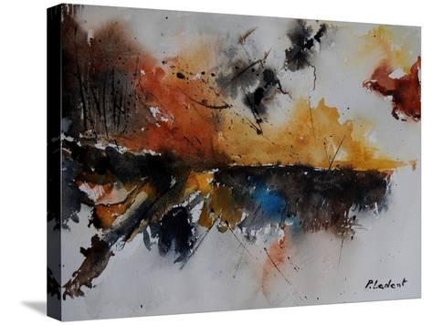 Watercolor 901150-Pol Ledent-Stretched Canvas Print