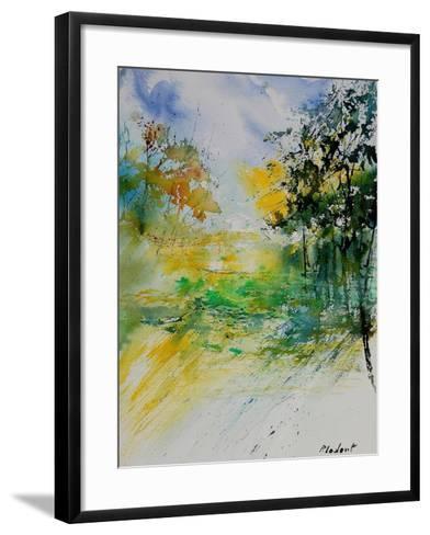 Watercolor 908051-Pol Ledent-Framed Art Print