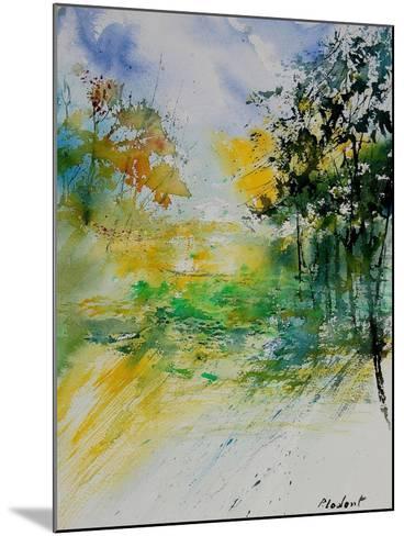 Watercolor 908051-Pol Ledent-Mounted Art Print