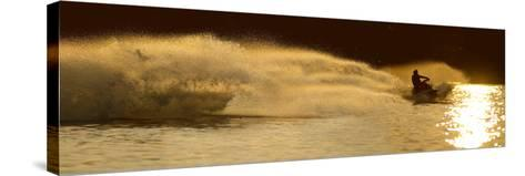 WaveRunner Weekend-Steve Gadomski-Stretched Canvas Print
