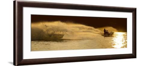 WaveRunner Weekend-Steve Gadomski-Framed Art Print