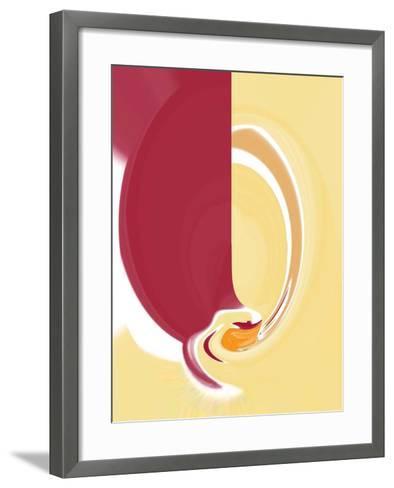 Liaison 2-Kenny Primmer-Framed Art Print