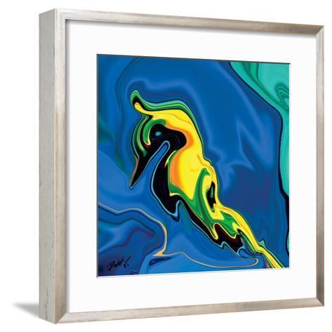Soul Bird-Rabi Khan-Framed Art Print