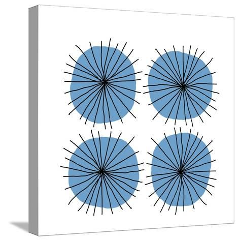 Mitosis Three-Jan Weiss-Stretched Canvas Print