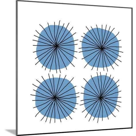 Mitosis Three-Jan Weiss-Mounted Art Print