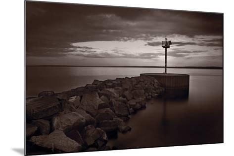 Harbor Light Bayfield Wisconsin-Steve Gadomski-Mounted Photographic Print