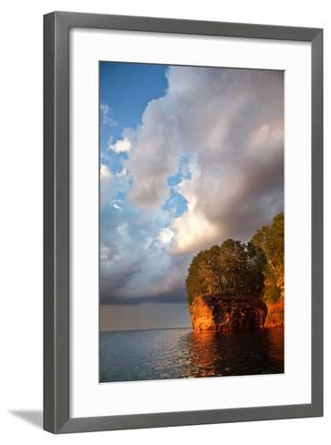 Apostle Islands National Lakeshore-Steve Gadomski-Framed Art Print