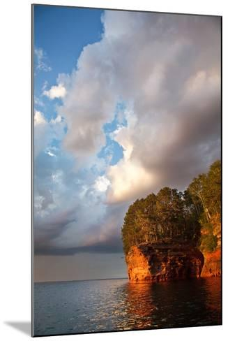 Apostle Islands National Lakeshore-Steve Gadomski-Mounted Photographic Print
