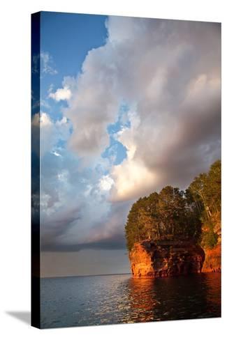 Apostle Islands National Lakeshore-Steve Gadomski-Stretched Canvas Print