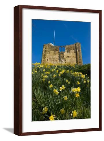 Guildford Spring-Charles Bowman-Framed Art Print