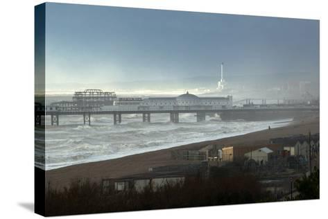 Brighton Moody-Charles Bowman-Stretched Canvas Print
