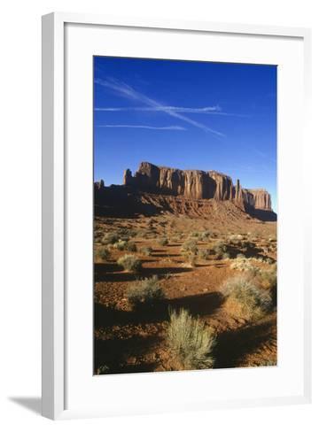 Monument Valley-Charles Bowman-Framed Art Print