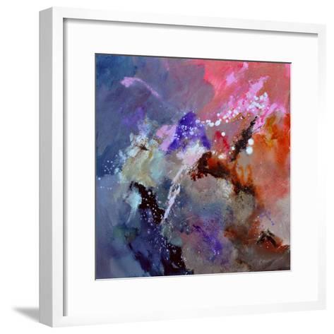 Abstract 6601012-Pol Ledent-Framed Art Print