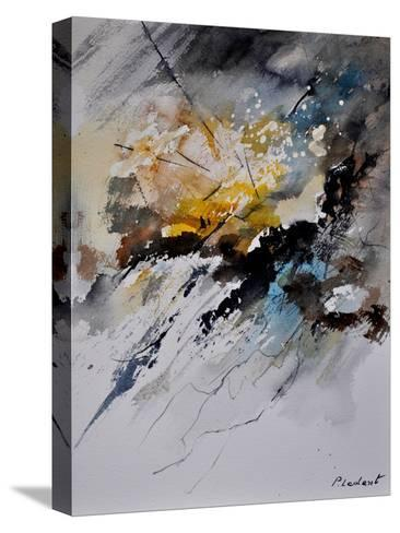 Abstract Watercolor-Pol Ledent-Stretched Canvas Print