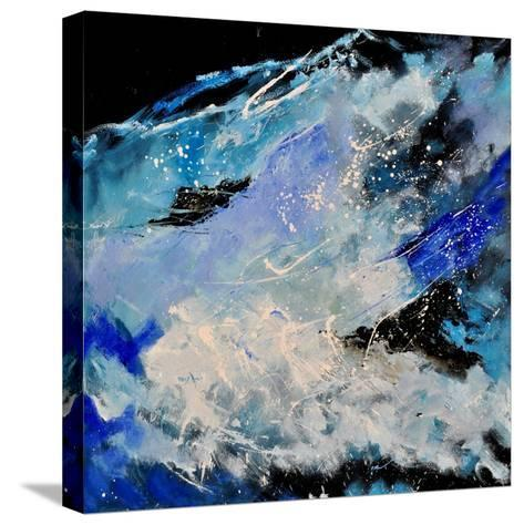 Abstract 88112003-Pol Ledent-Stretched Canvas Print