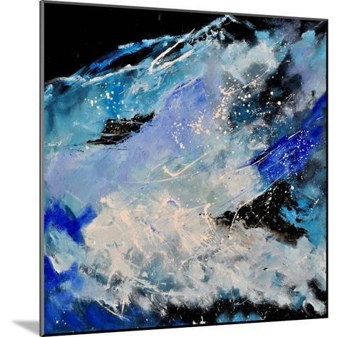 Abstract 88112003-Pol Ledent-Mounted Art Print