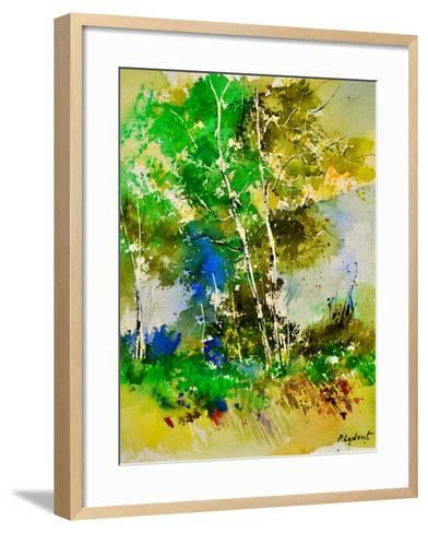 Watercolor 111061-Pol Ledent-Framed Art Print
