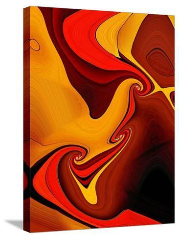 The Caress-Ruth Palmer-Stretched Canvas Print