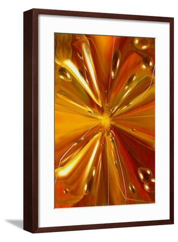 Chocolate Explosion-Ruth Palmer-Framed Art Print