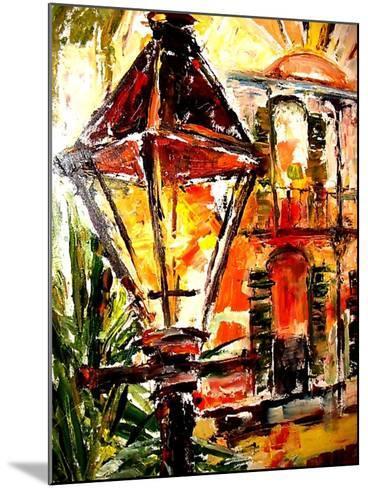Light up the French Quarter!-Diane Millsap-Mounted Art Print