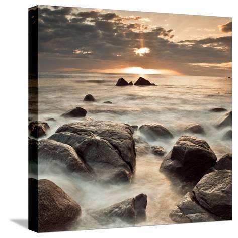 Midnight Sunrise-Assaf Frank-Stretched Canvas Print