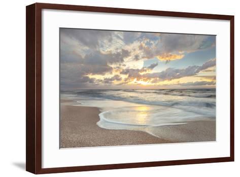 A Beautiful Seascape-Assaf Frank-Framed Art Print