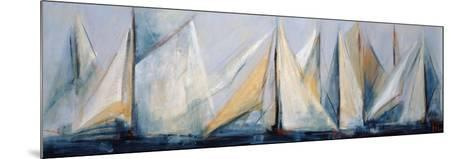 First Sail II-Mar?a Antonia Torres-Mounted Art Print