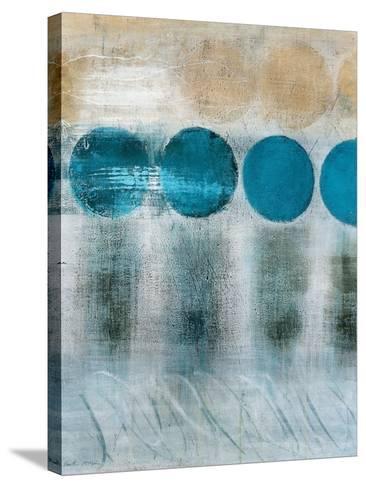 Blue Moon I-Heather Mcalpine-Stretched Canvas Print