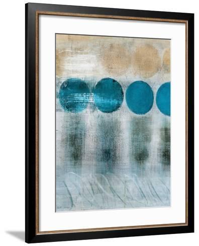 Blue Moon I-Heather Mcalpine-Framed Art Print
