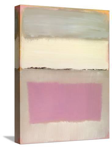 Twilight I-Caroline Gold-Stretched Canvas Print
