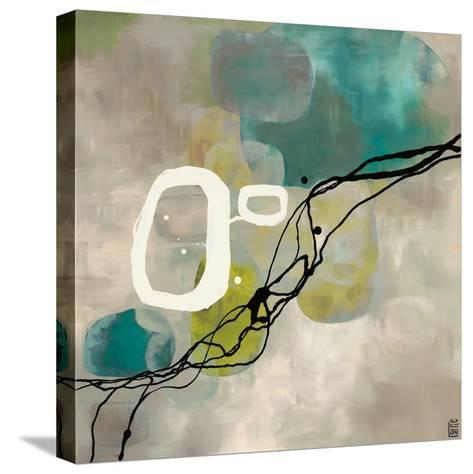 Pearl Retro-Laurie Maitland-Stretched Canvas Print