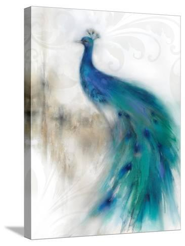 Jewel Plumes II-J^P^ Prior-Stretched Canvas Print
