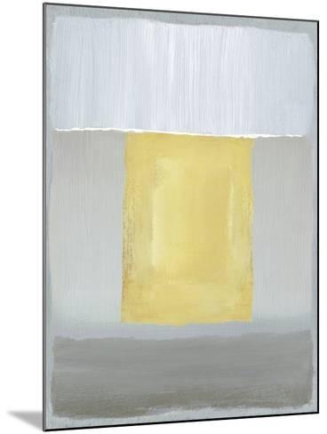 Half Light II-Caroline Gold-Mounted Art Print