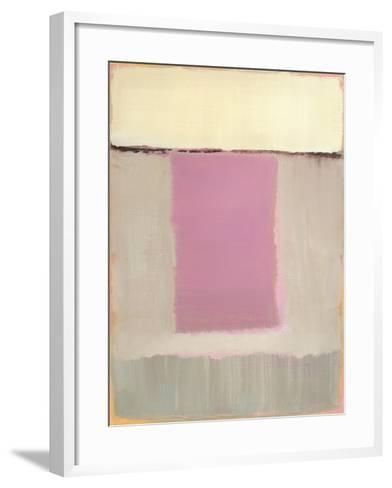 Twilight II-Caroline Gold-Framed Art Print