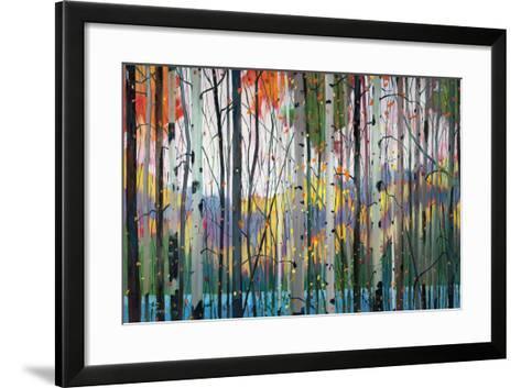 Lone Ranger-Graham Forsythe-Framed Art Print