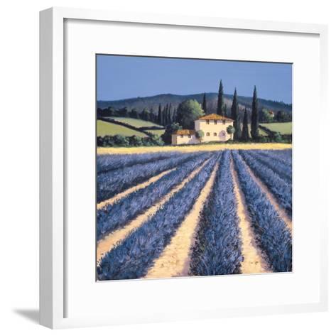 Colors of Summer-David Short-Framed Art Print