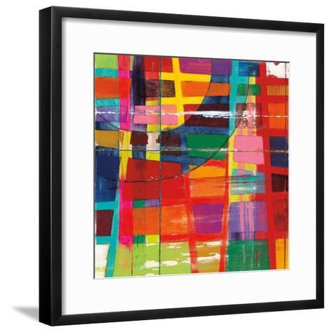 Day Off-Dante Vida-Framed Art Print