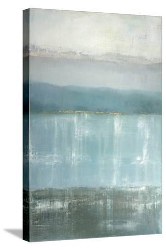 Twilight Blues-Gold Caroline-Stretched Canvas Print
