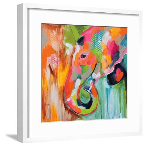 Born Free-Amanda J^ Brooks-Framed Art Print
