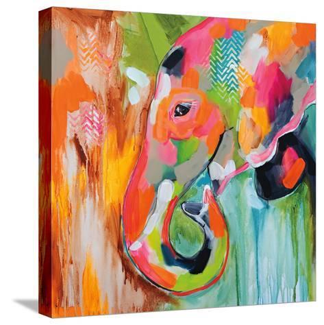 Born Free-Amanda J^ Brooks-Stretched Canvas Print
