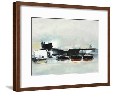 Northwest Passage X-Sharon Gordon-Framed Art Print
