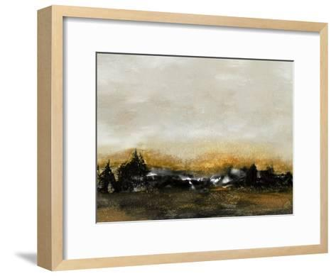 Land VI-Sharon Gordon-Framed Art Print