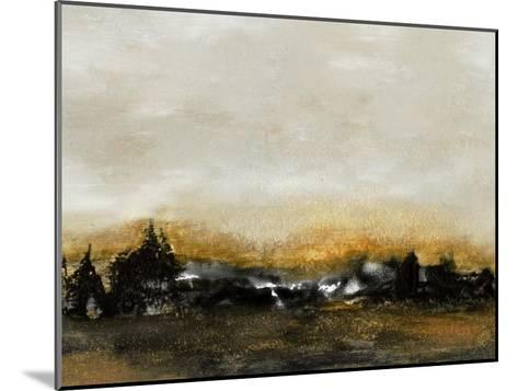 Land VI-Sharon Gordon-Mounted Premium Giclee Print